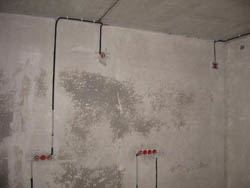 Электромонтажные работы в квартирах новостройках город Тамбов