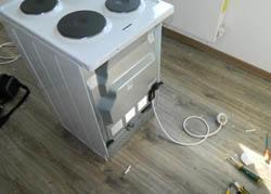 Установка, подключение электроплит город Тамбов
